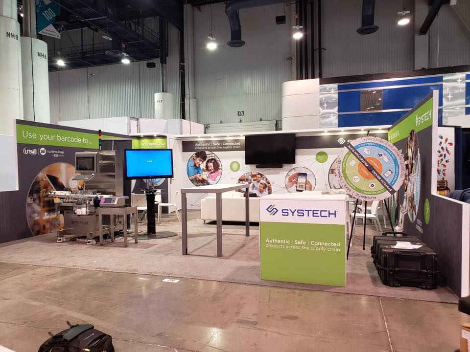 Pack Expo Las Vegas, partner systech