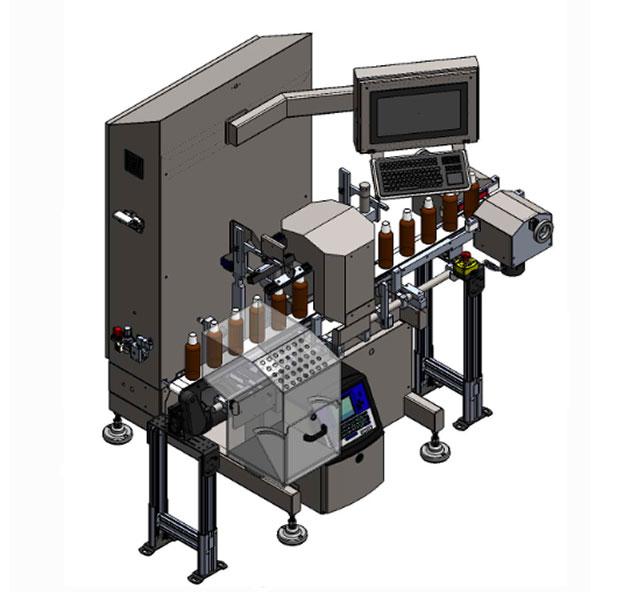 U-READ Specialty Modules serialization machine